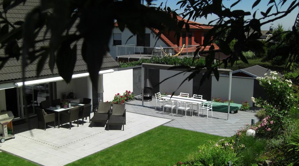 terrassen und wege kordes und kipper. Black Bedroom Furniture Sets. Home Design Ideas